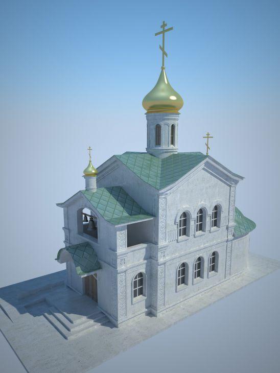 Храм иконы Божией Матери «Спорительница хлебов» в г. Щёлково