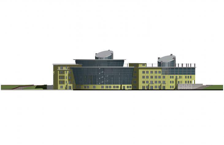 Торговый центр в г.Щелково