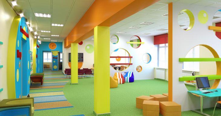 Интерактивный детский центр в г.Москва